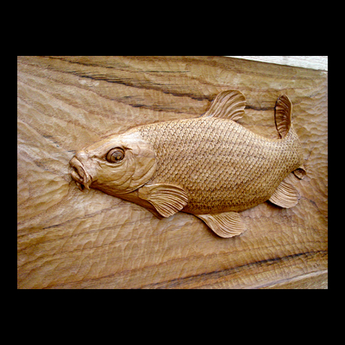 Tench decoration