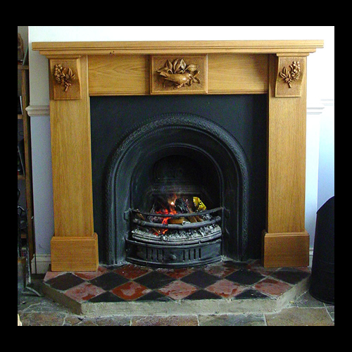 Wren Decorative Fire Surround